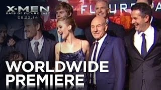 X-Men: Days of Future Past | Best of Worldwide Premiere Highlights