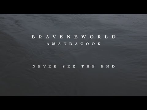 Never See The End (Official Lyric Video) - Amanda Cook | Brave New World