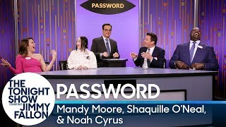 Video Password with Mandy Moore, Shaquille O'Neal and Noah Cyrus MP3, 3GP, MP4, WEBM, AVI, FLV Juli 2019