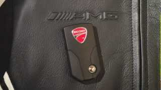 5. DUCATI DIAVEL AMG Special Edition