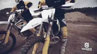10. Motocross Model Range 2015 | Husqvarna Motorcycles