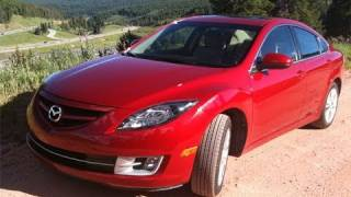 2010 Mazda 6 First Drive Review