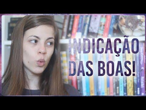 AS 5 MELHORES INDICAÇÕES DO BOOKTUBE