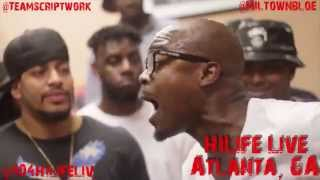 Spit Dat Heat | Cannon Tha Beast vs. HighLife Live