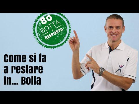"""Botta e Risposta: come si fa a restare """"in bolla"""""""