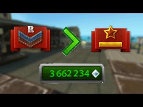Tanki Online Road To Legend#1 I 400k EXP IN 4 DAYS!?