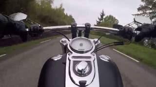 5. Balade en Harley Davidson Dyna Glide 1584 Fat Bob