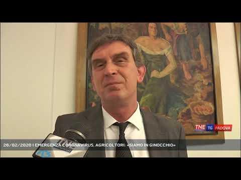 26/02/2020 | EMERGENZA CORONAVIRUS, AGRICOLTORI: «SIAMO IN GINOCCHIO»
