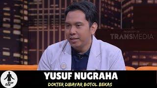 Video Yusuf Nugraha, Dokter Bertarif Botol Bekas | HITAM PUTIH (10/07/18) 3-4 MP3, 3GP, MP4, WEBM, AVI, FLV Mei 2019