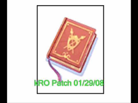 how to patch kro