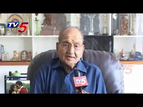 K.Viswanath Compliments to TV5 for Shiva Parvatula Kalyanam : TV5 News