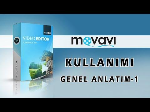 Movavi Video Editor Türkçe Kullanımı