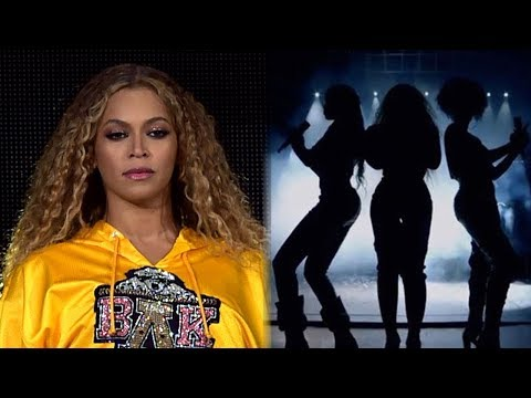 Beyonce SURPRISES Crowd With Destiny's Child Reunion at Coachella 2018