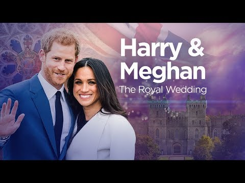 Royal Wedding special: The marriage of Harry & Meghan (видео)