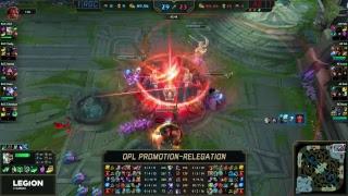OPL Promotion-Relegation Day 1 - AE vs. RGC