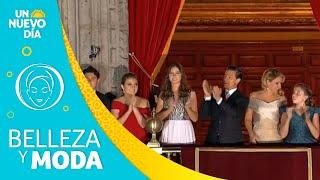 Video Dos primeras damas, dos vestidos ¿quien copió a quien?   Un Nuevo Día   Telemundo MP3, 3GP, MP4, WEBM, AVI, FLV September 2019