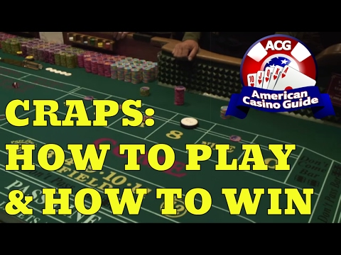 Craps: How to Play and How to Win – Part 2 – with Casino Gambling Expert Steve Bourie