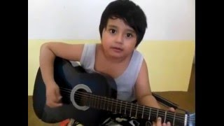 Azry Fingerstyle - Firman Kehilangan Cover Guitar