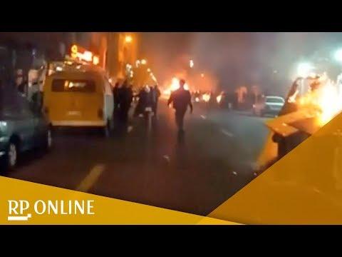 Mehrere Tote bei Protesten im Iran
