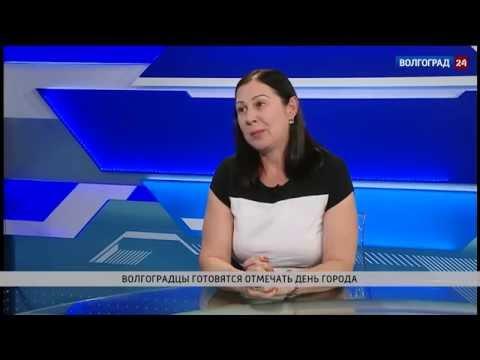 Елена Фомина, председатель комитета по культуре администрации г. Волгограда