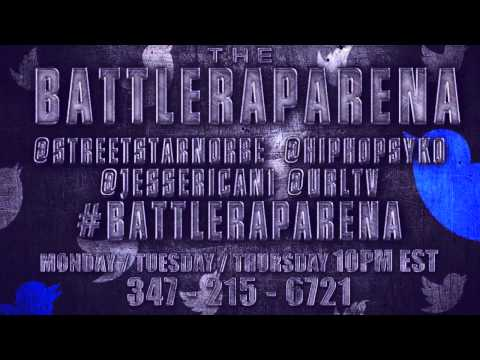 URL Battle Rap Arena has B-Magic on the Show