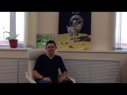 Тарас Кожанов поздравляет читателей The DairyNews с Новым Годом!