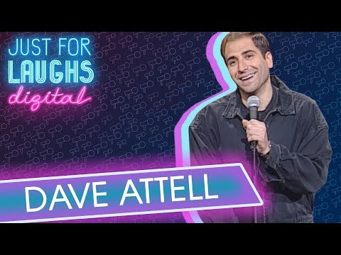 Dave Attell - Hanging Out With The Amish