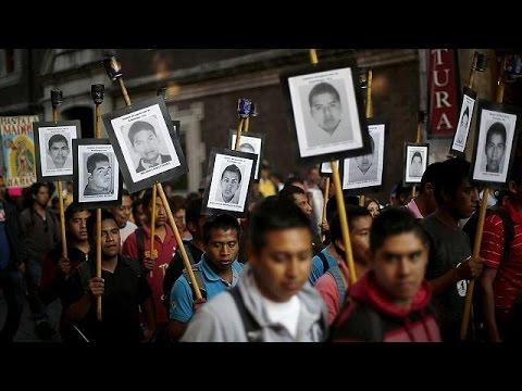 Μεξικό: Οι συγγενείς των 43 αγνοούμενων φοιτητών «…δεν ξεχνούν»