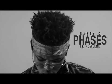Nasty_C - Phases (Ft. Rowlene) [Official Audio]