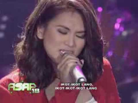 Sarah - ASAP 18 Sundays, 12NN Visit our official website! http://www.abs-cbn.com http://www.push.com.ph Facebook: http://www.facebook.com/ABSCBNnetwork Twitter: http...