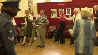 1940's Tea Dance at SARA Hall