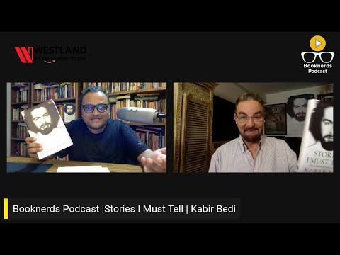 Booknerds Podcast | Stories I Must Tell | Kabir Bedi