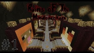 Team Canada - Ruins Of The Mindcrackers - Episode 1