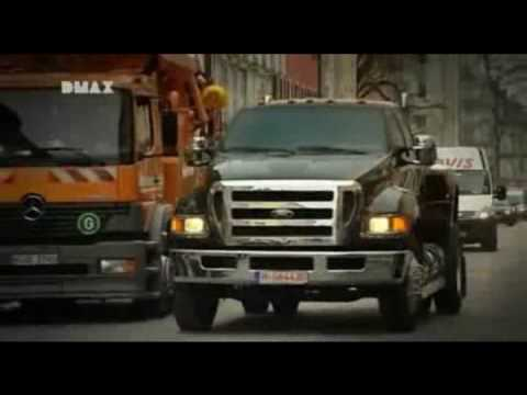 Грузовики Ford The World's Biggest Pickup Trucks