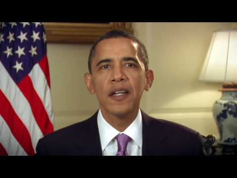 President Obama on the Final March for Reform