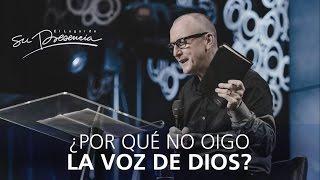 Miniatura de ¿Por qué no oigo la voz de Dios? – Andrés Corson