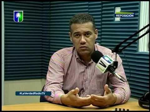Entrevista a Julio Castillo en La Verdad Radio TV