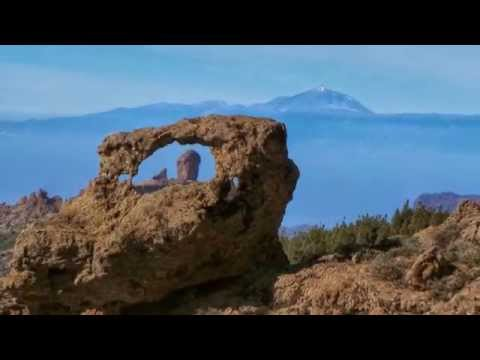 Paisaje de Gran Canaria desde El Mirador del Pico de Las Nieves
