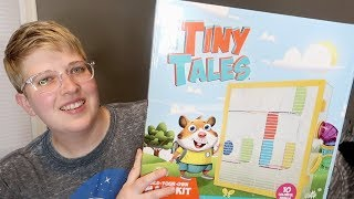 TINY TALES HAMSTER MAZE REVIEW by Pickles12807