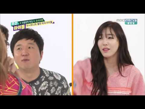 150826 Weekly Idol SNSD   Mr  Chu+Only You+Shake It+ICC+View+Up&Down