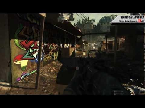 Video 0 de Call of Duty: Modern Warfare 3: Objetos de inteligencia