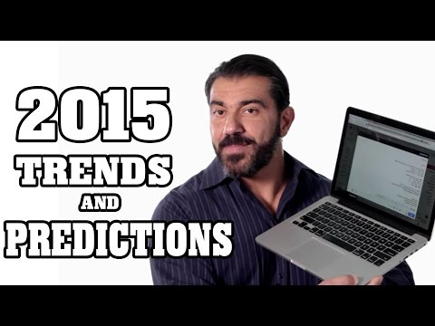 Fitness Industry Trends and Predictions 2015 – Bedros Keuilian