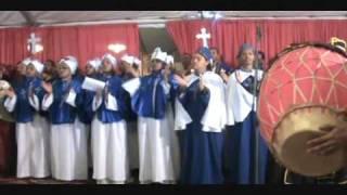 Timket In Los Angeles 2010: Group Mezmur - Keste Demena