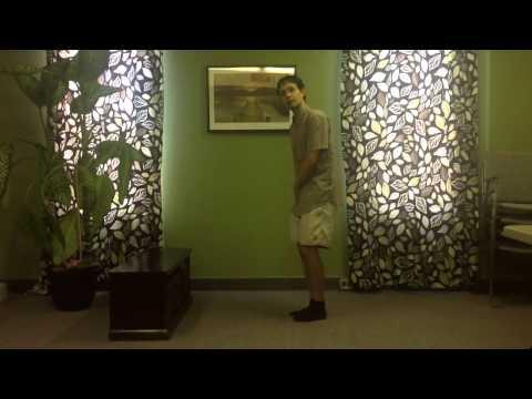 comment renforcer son genou apres une entorse