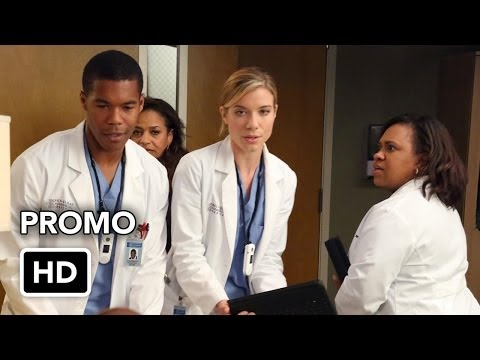 Grey's Anatomy 10.05 (Preview)
