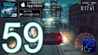 NEED FOR SPEED No Limits Android iOS Walkthrough - Part 59 - Car Series: Laser Beamers Chapter 3, EA Games, video games