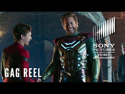 SPIDER-MAN: FAR FROM HOME (2019) – FULL OFFICIAL GAG REEL