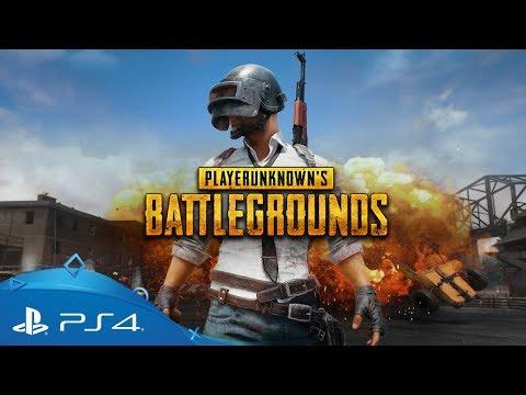 PLAYERUNKNOWN'S BATTLEGROUNDS | Announce Trailer | PS4