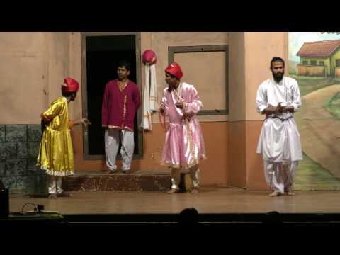 Loknatya | Bahurangi Naman | Present by Ashok Dudam