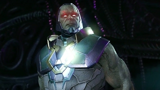 Injustice 2 - Darkseid Gameplay Trailer by IGN